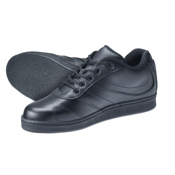 Curling shoes
