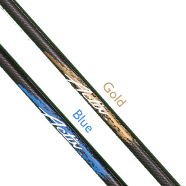 Activcurling Touring Portable Curling Broom Handle